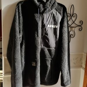American Eagle fleece jacket